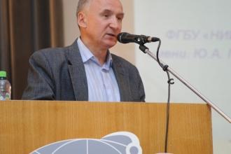 Выступление руководителя проекта Конкурс А.И. Сазонова