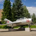 Самолёт на котором летал Ю.А. Гагарин